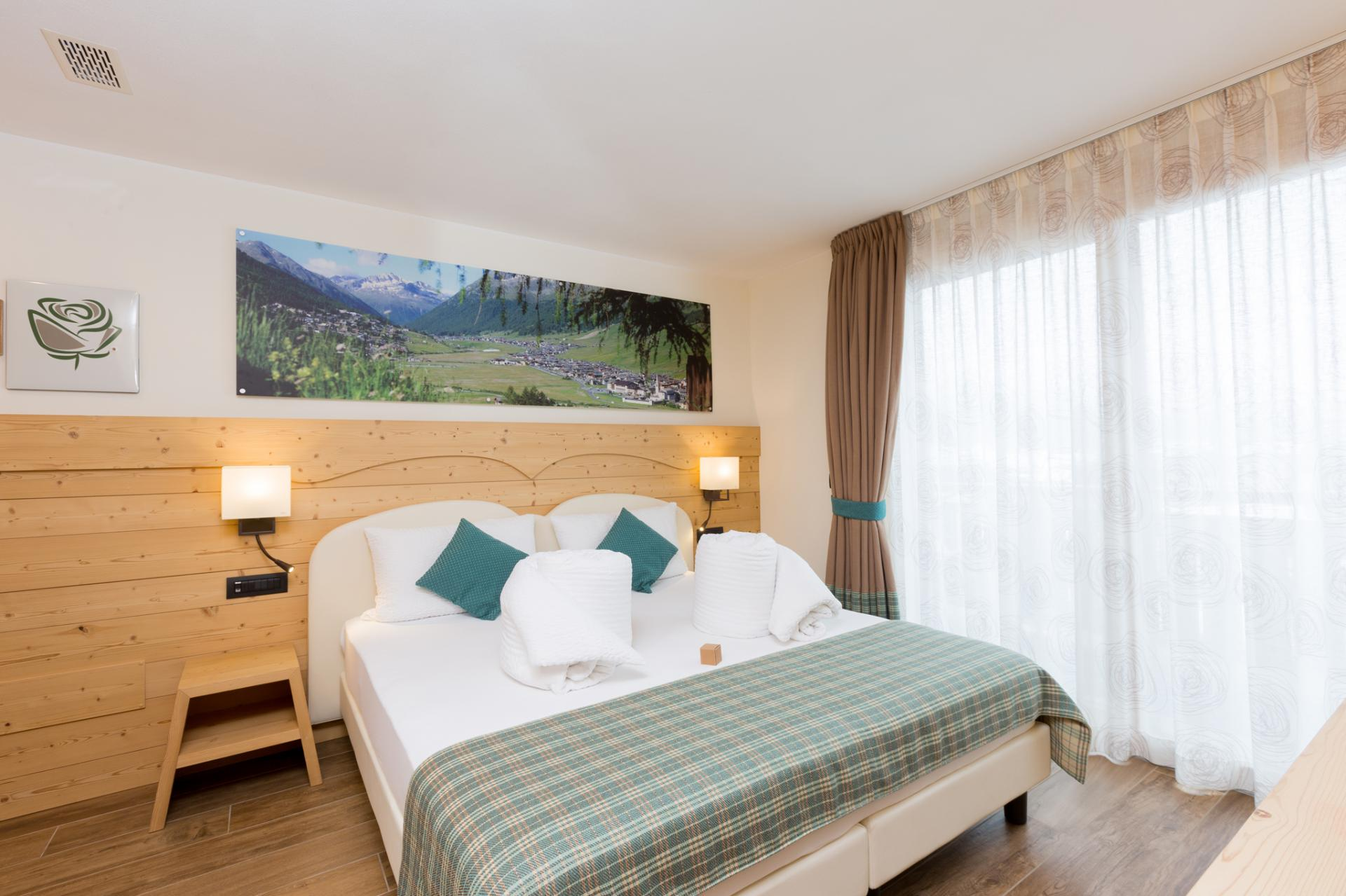 Green Rose Ecohotel Livigno