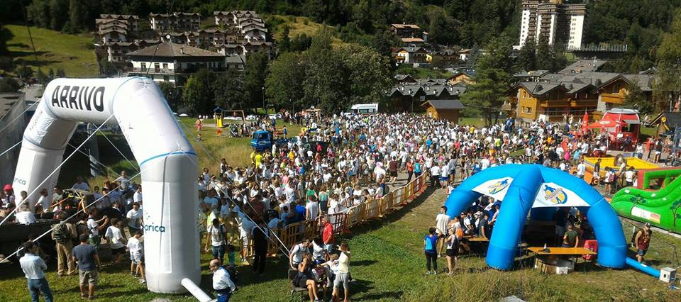 Aprica Color run