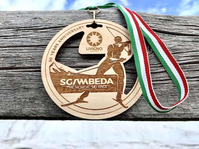 30 anni di Sgambeda a Livigno