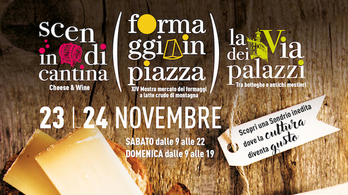 Formaggi in piazza