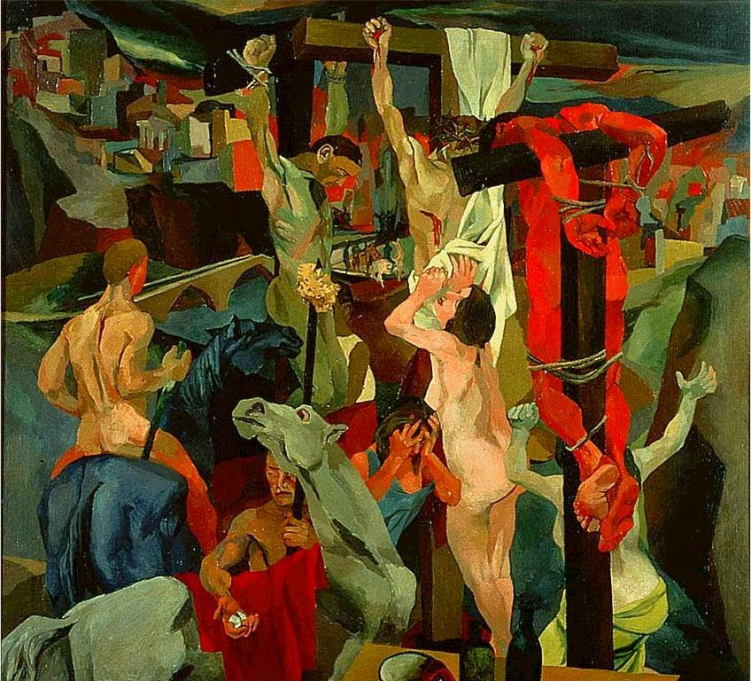 mostra collettiva Guttuso