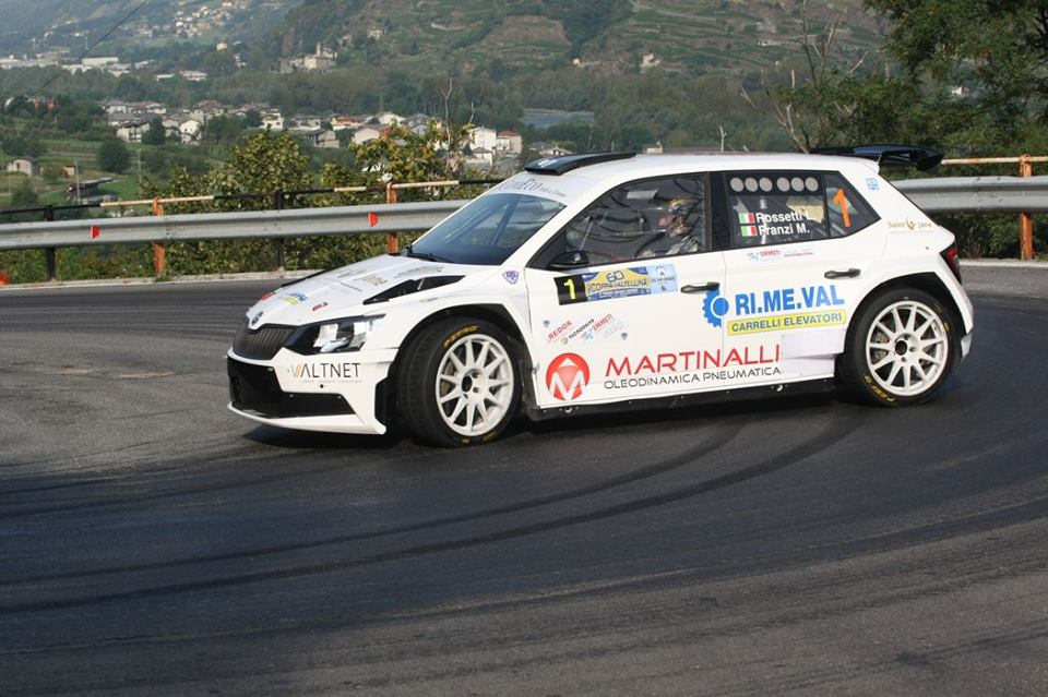 rally coppa valtellina