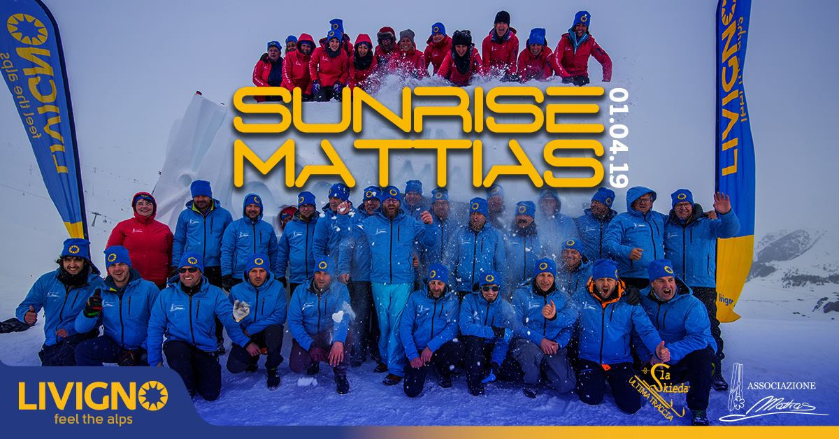 Sunrise Mattias