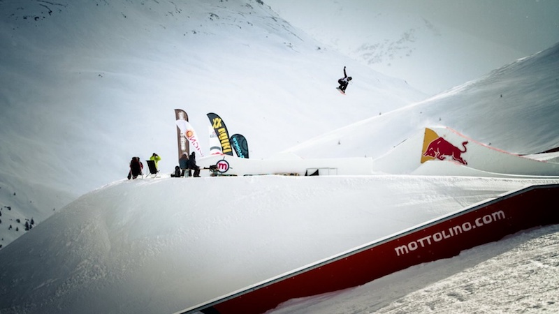 World Rookie Fest Livigno 2019