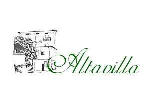 logo Altavilla locanda e trattoria