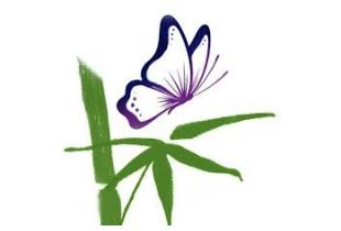 logo Bamboo Butterfly Benessere