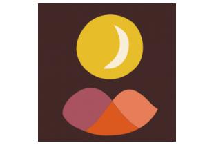 logo La Buona Luna ristorante naturale
