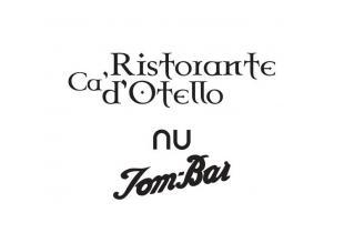 logo Ristorante Ca' d'Otello Jom Bar