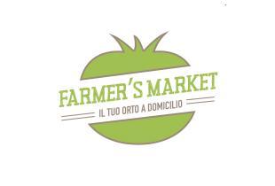 logo Farmer's market il tuo orto a domicilio