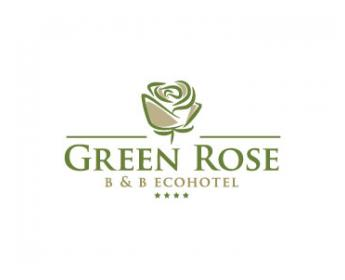 logo Green Rose EcoHotel