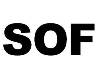 logo SOF Società Onoranze Funebri