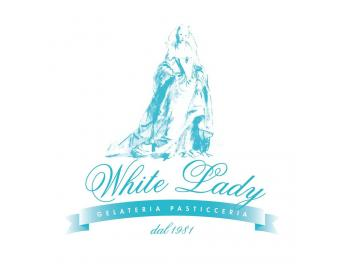 logo Gelateria White Lady